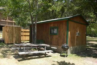 Newest Cabin Rental with 2 rooms sleeps 8-Call Billy Goats Gruff for details